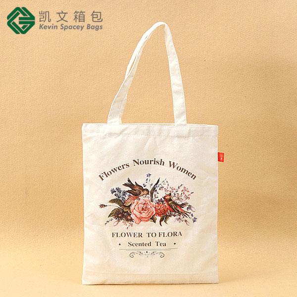 定制帆布袋子印logo手提购物环保